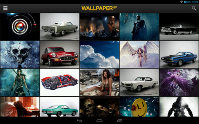 WallpaperUP Beta 1.1 APK Download - Android Personalization Apps