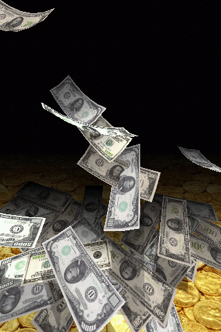 Falling Leaves Live Wallpaper Full Apk Falling Money 3d Live Wallpaper Pro 4 3 Apk Download