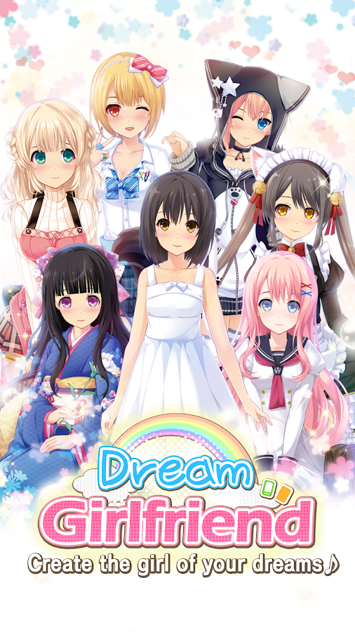 Virtual Girl Wallpaper Apk Dream Girlfriend 1 0 13 Apk Download Android Simulation