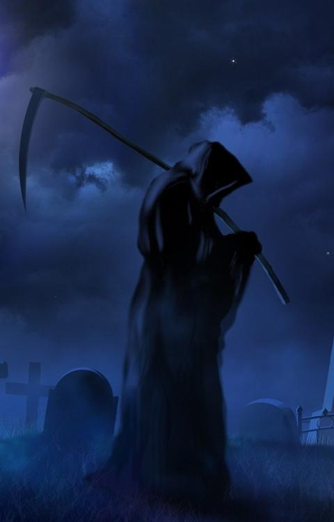 Hd Live Wallpapers For Iphone 7 Grim Reaper Wallpapers 1 2 Apk Download Android