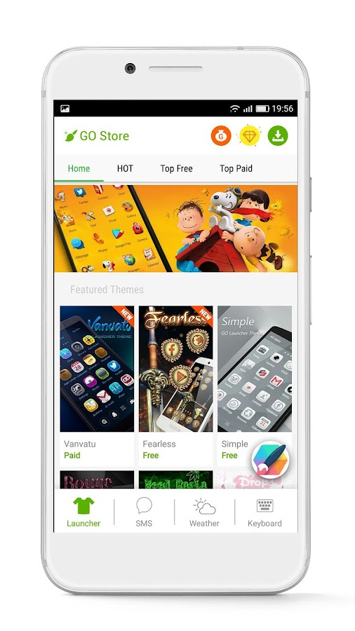 Go Launcher 3d Parallax Themes And Hd Wallpapers 2018 Go Launcher 3d Parallax Themes Amp Hd Wallpapers Apk