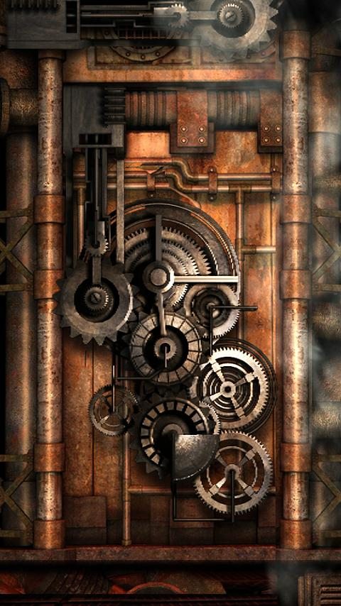 3d Cross Live Wallpaper Apk Steampunk Live Wallpaper Gears 8 0 Apk Download Android