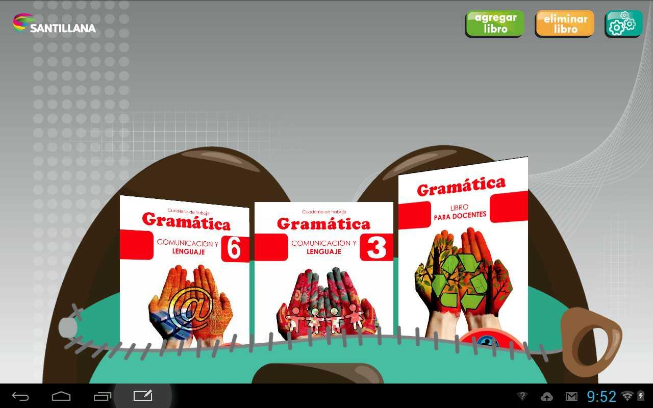 Libros De Texto Editorial Santillana Mi Mochila 1 5 1 Apk Download Android Education Apps