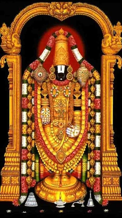 Sri Venkateswara Swamy Hd Wallpapers Lord Tirupati Balaji Hd Images 3 Apk Download Android