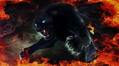 Black Panther Live Wallpaper 2.5 APK Download - Android Personalization Apps