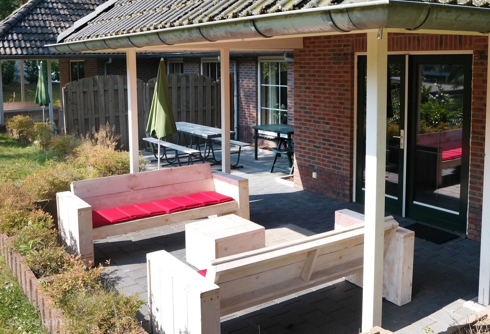 Whirlpool Outdoor Otto Group Accommodation In Hardenberg Province Of Overijssel