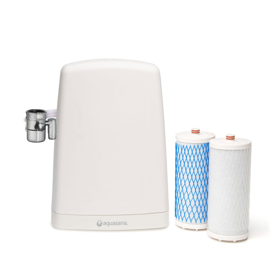 Countertop Drinking Water Filter Aquasana