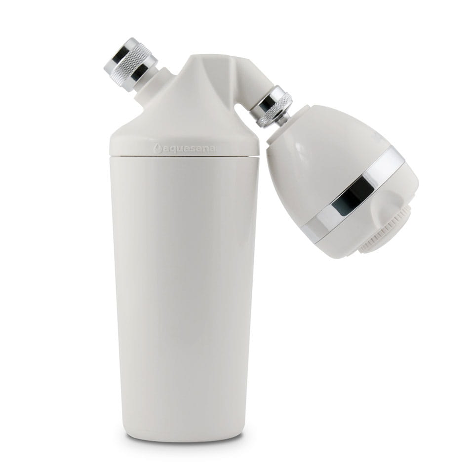 Water Filter For Shower Shower Filter Massaging Shower Head Aq 4100 Aquasana