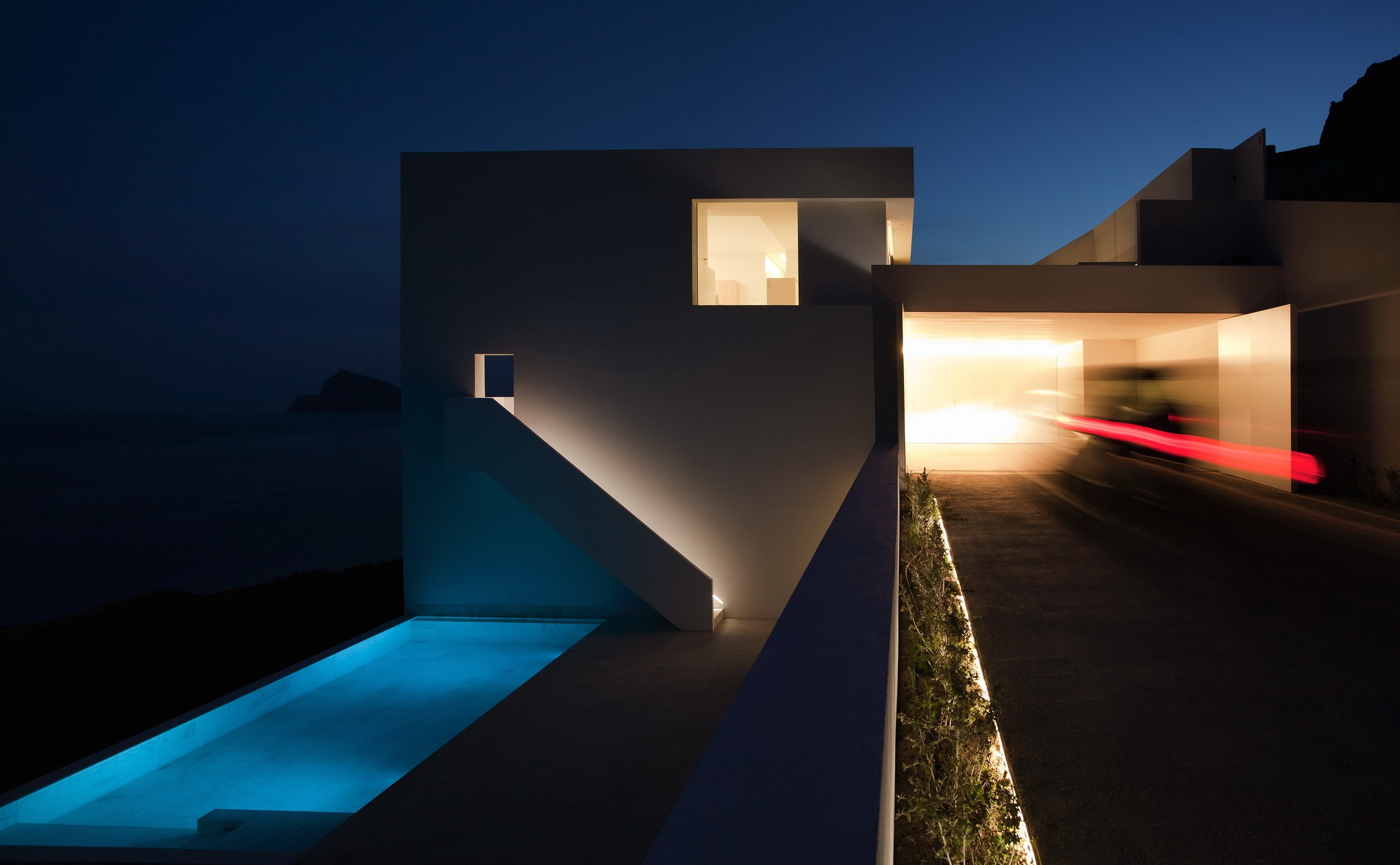 House On The Cliff Fran Silvestre Arquitectos