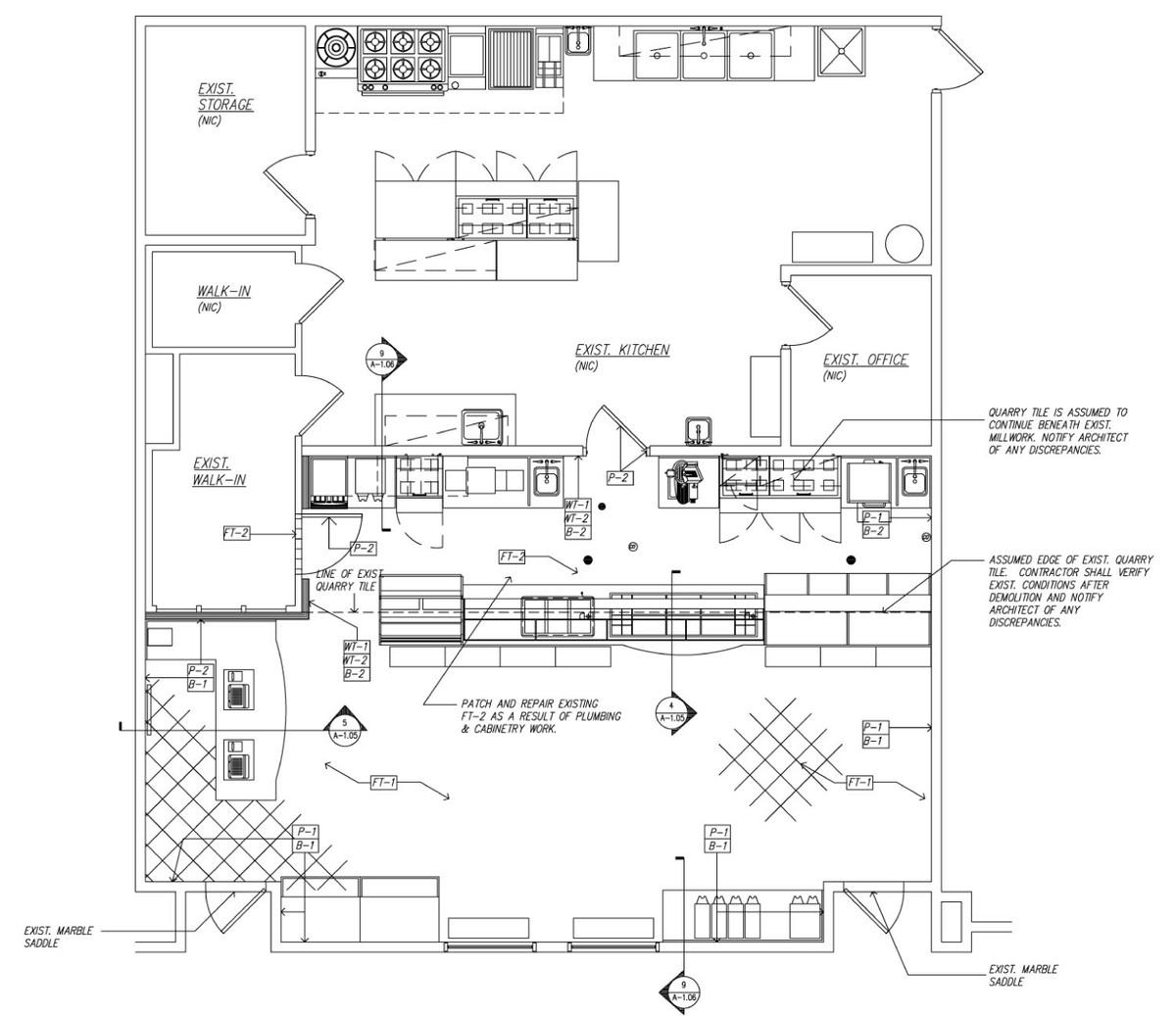 Simple Restaurant Kitchen Layout simple restaurant kitchen layout