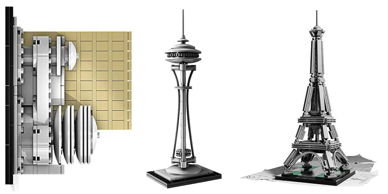 Great Gifts For Architects 27 Of The Best Lego Architecture Sets To Collect Architecture Lab