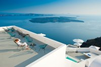 Grace Santorini Hotel by Divercity and mplusm Architects ...