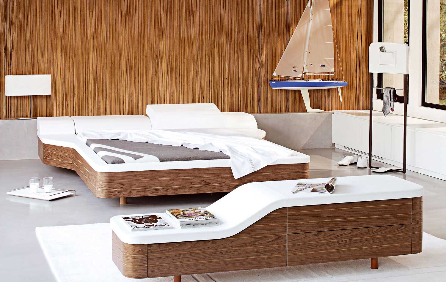 Meuble Cot Bedroom Inspiration 20 Modern Beds By Roche Bobois