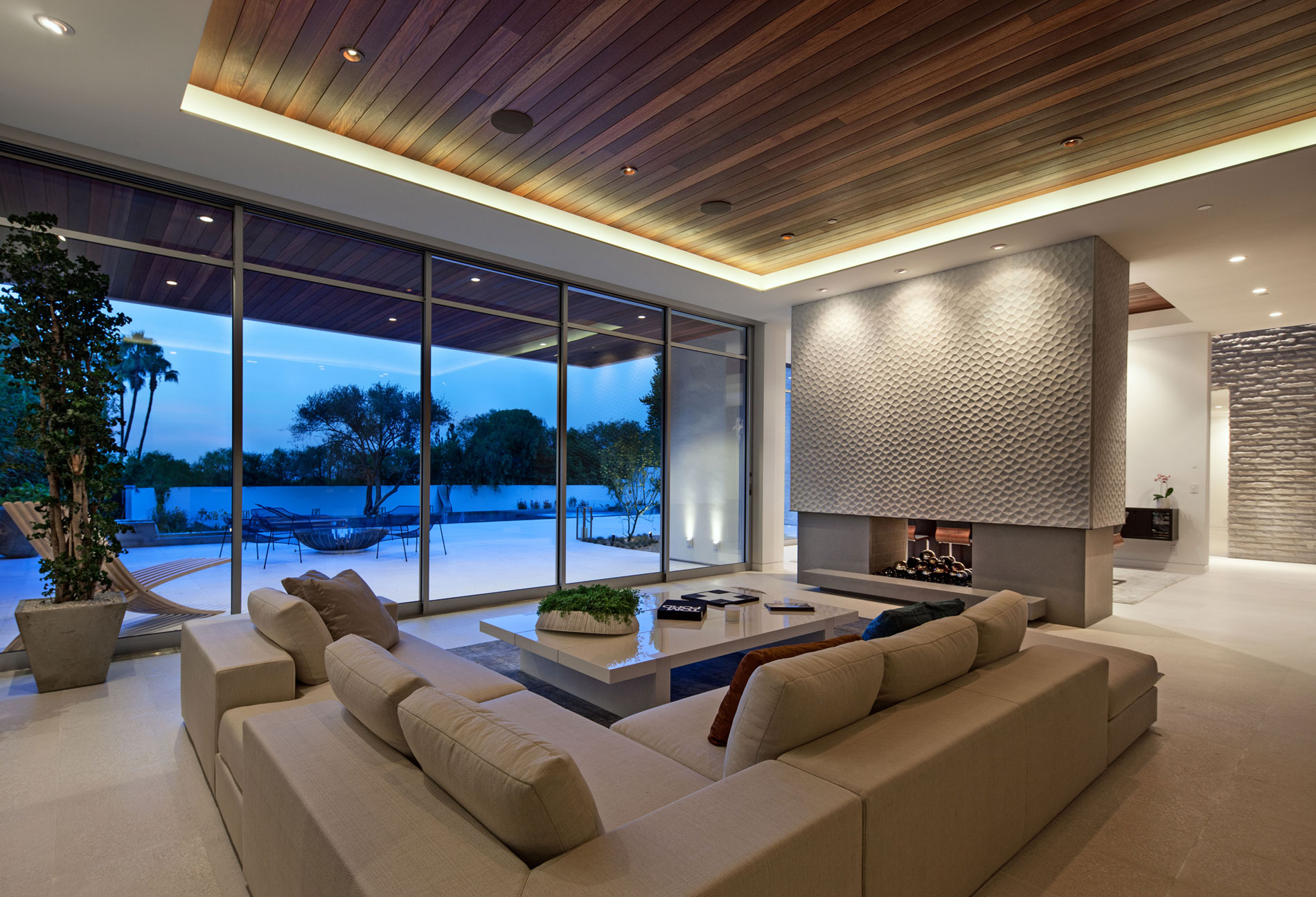 Imagenes De Salones Modernos Stunning Estate On Sunset Strip | Architecture & Design