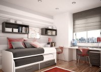 Small Kids Rooms Space Saving Ideas | Architecture & Design