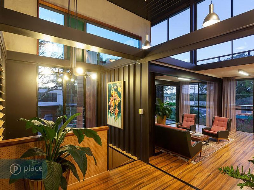 Feng Shui 31 Shipping Containers Home By Zieglerbuild | Architecture