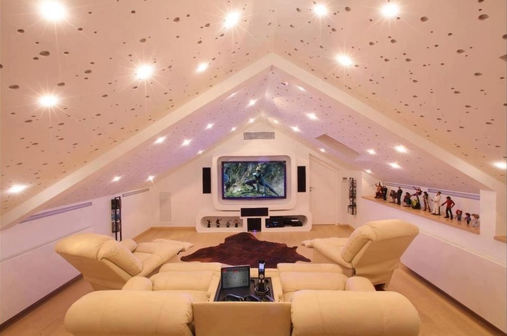 Chill Raum Einrichten 15 Simple, Elegant And Affordable Home Cinema Room Ideas