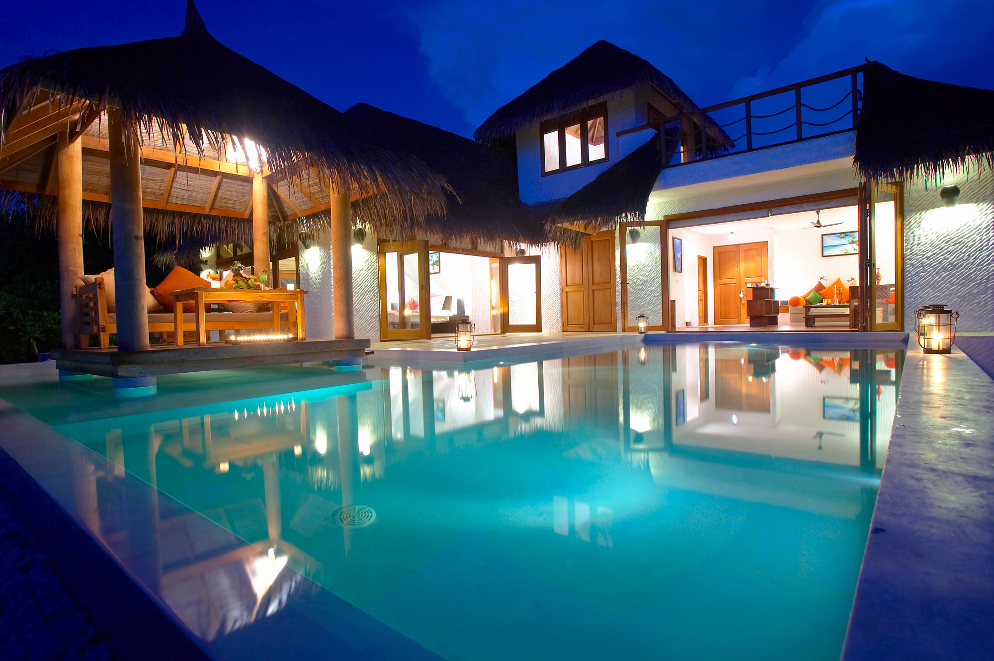 Desain Resort Island Hideaway At Dhonakulhi Maldives Spa Resort