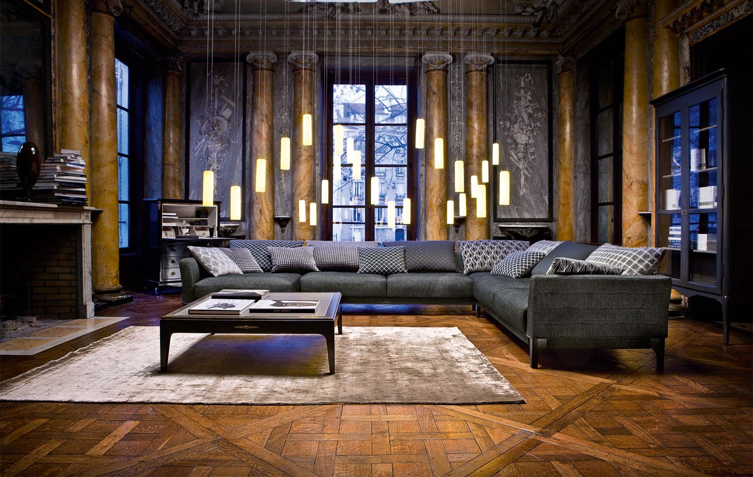 Couch Teppiche Living Room Inspiration 120 Modern Sofas By Roche Bobois