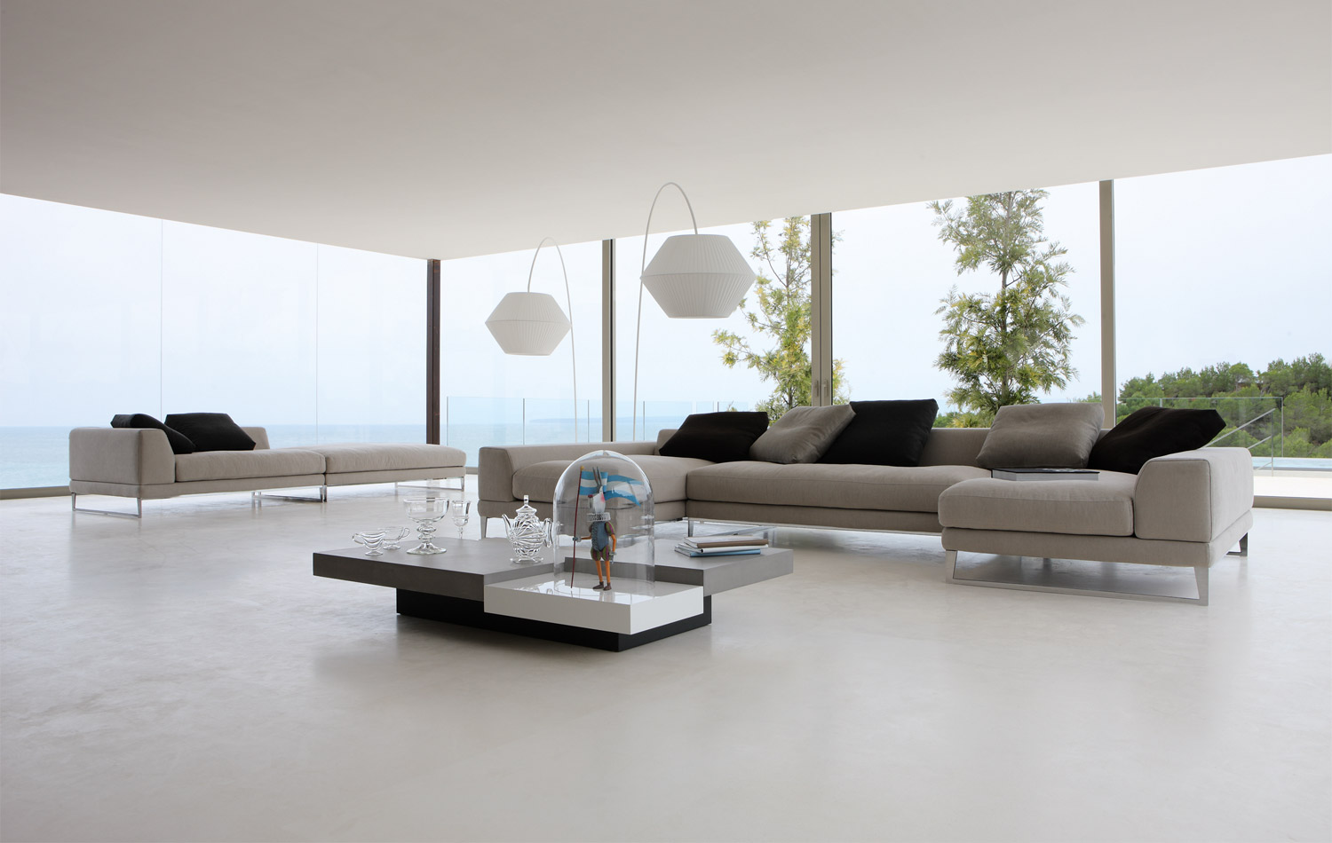 Design Wohnzimmer Living Room Inspiration 120 Modern Sofas By Roche Bobois