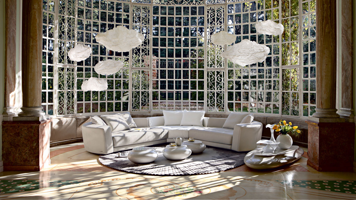 Moderne Sofa Living Room Inspiration: 120 Modern Sofas By Roche Bobois