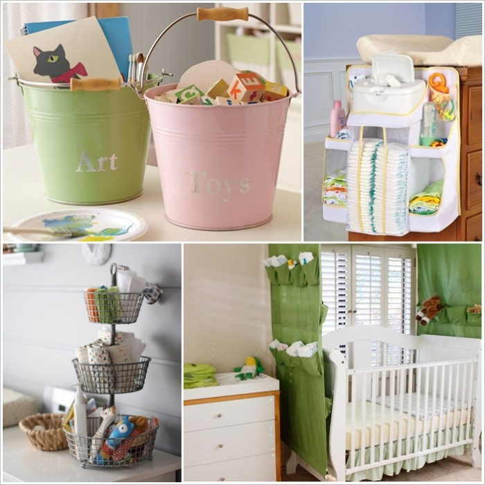 15 Awesome Baby Nursery Storage Ideas Architecture Design