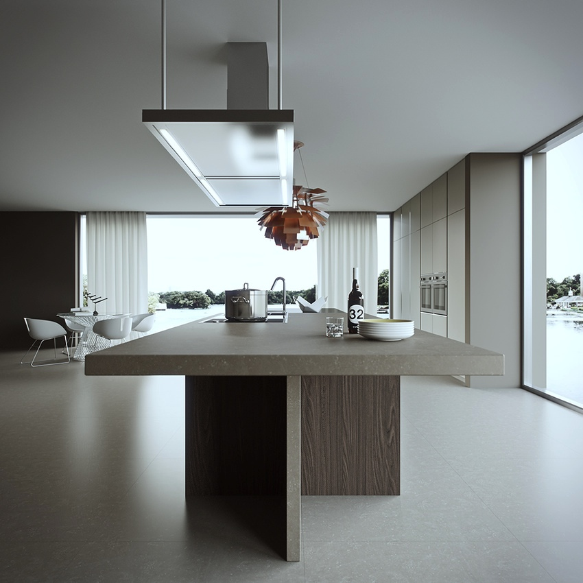 20 Elegant Contemporary Kitchen Designs Architecture  Design