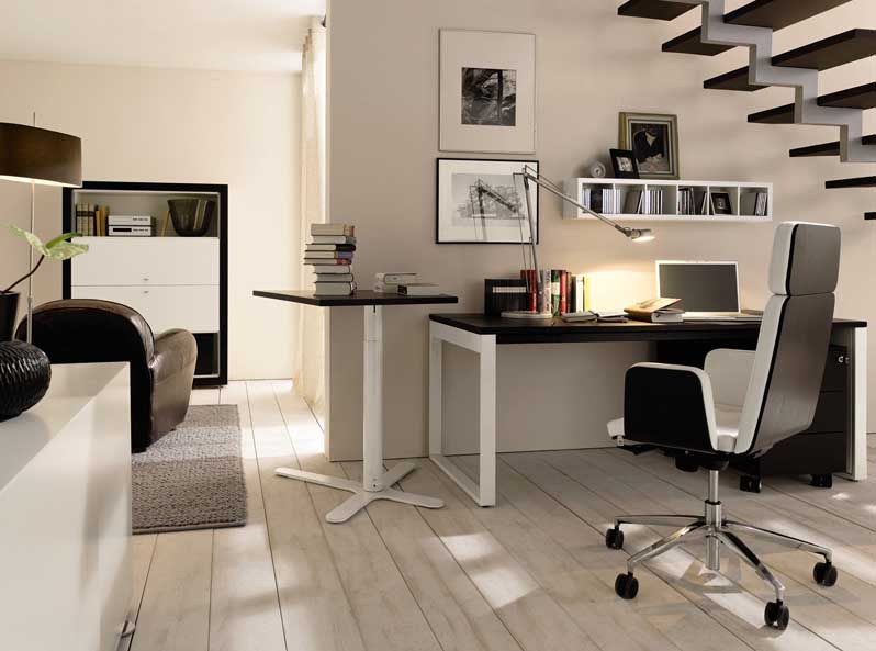 Classy 10+ Creative Home Office Inspiration Of 21+ Creative Home - home office design ideas