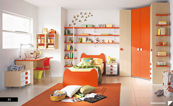 21 Beautiful Childrens Rooms Architecture Design