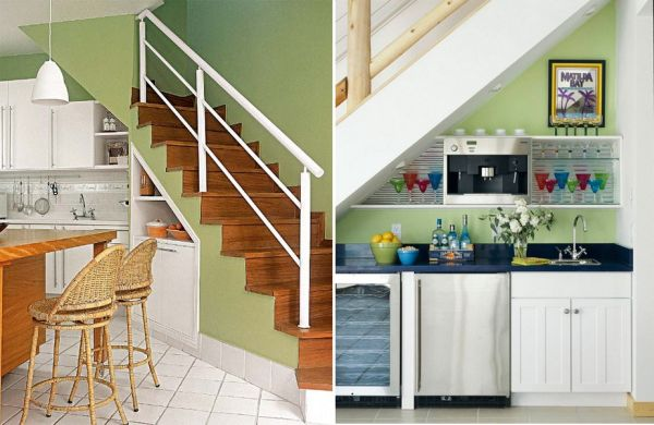 42 Under Stairs Storage Ideas For Small Spaces Making Your House - under stairs kitchen storage