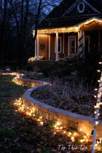 Top 46 Outdoor Christmas Lighting Ideas Illuminate The ...
