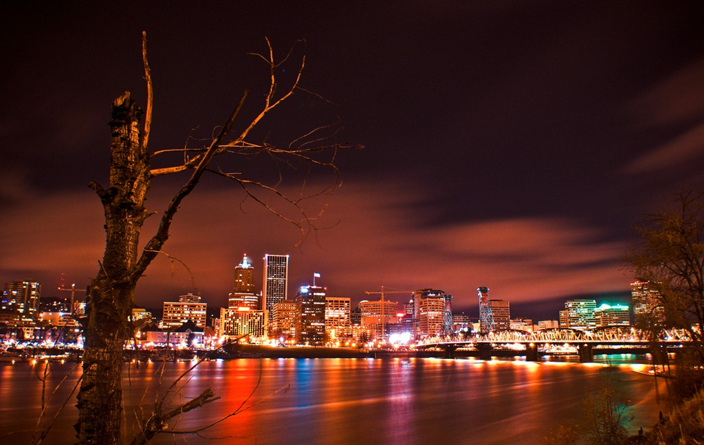 Portland Oregon Fall Had Wallpaper 30 City Skylines That You Will Fall In Love With