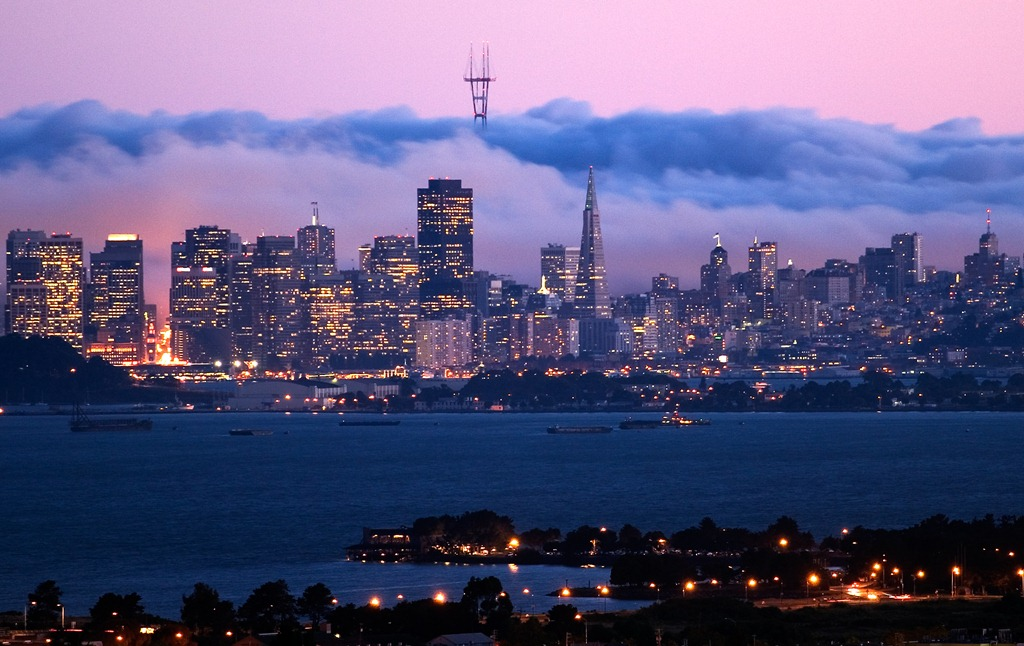 Seattle Washington In Fall City Night Wallpaper 30 City Skylines That You Will Fall In Love With