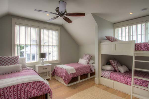 Cute Wallpapers For Girl Rooms 21 Most Amazing Design Ideas For Four Kids Room