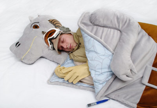 The 20 Weirdest Sleeping Bags You Never Knew You Couldn39t
