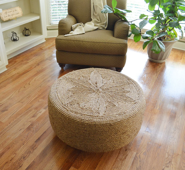 Ottoman Coffee Table 40+ Brilliant Ways To Reuse And Recycle Old Tires