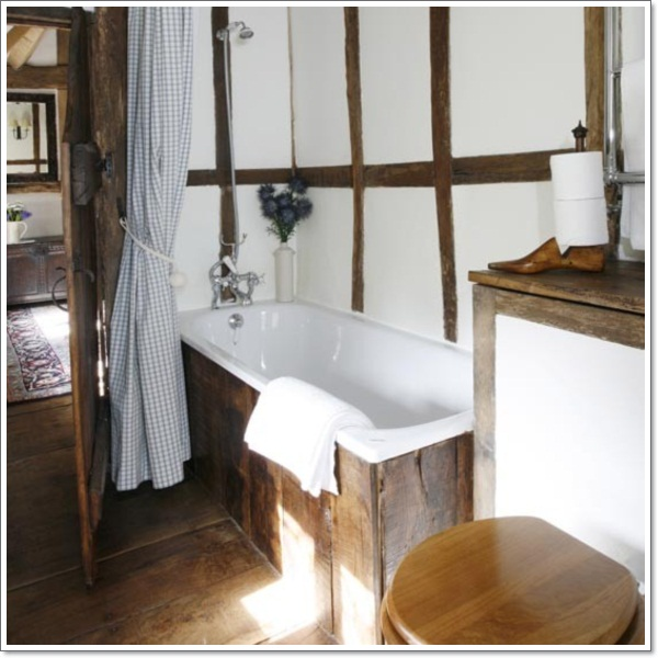 35+ Exceptional Rustic Bathroom Designs Filled With Coziness And - small rustic bathroom ideas