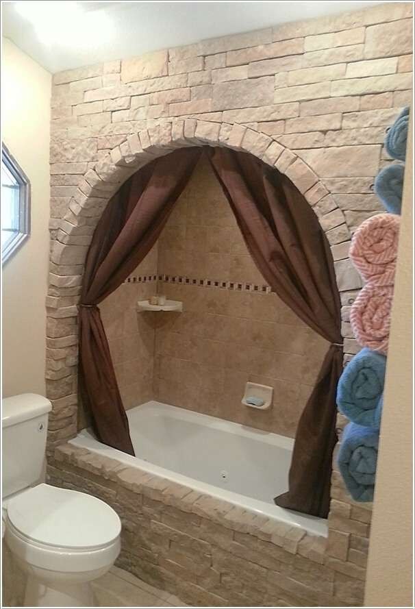 Houzz Bathroom 10 Cool Bathtub Enclosure Ideas For Your Bathroom