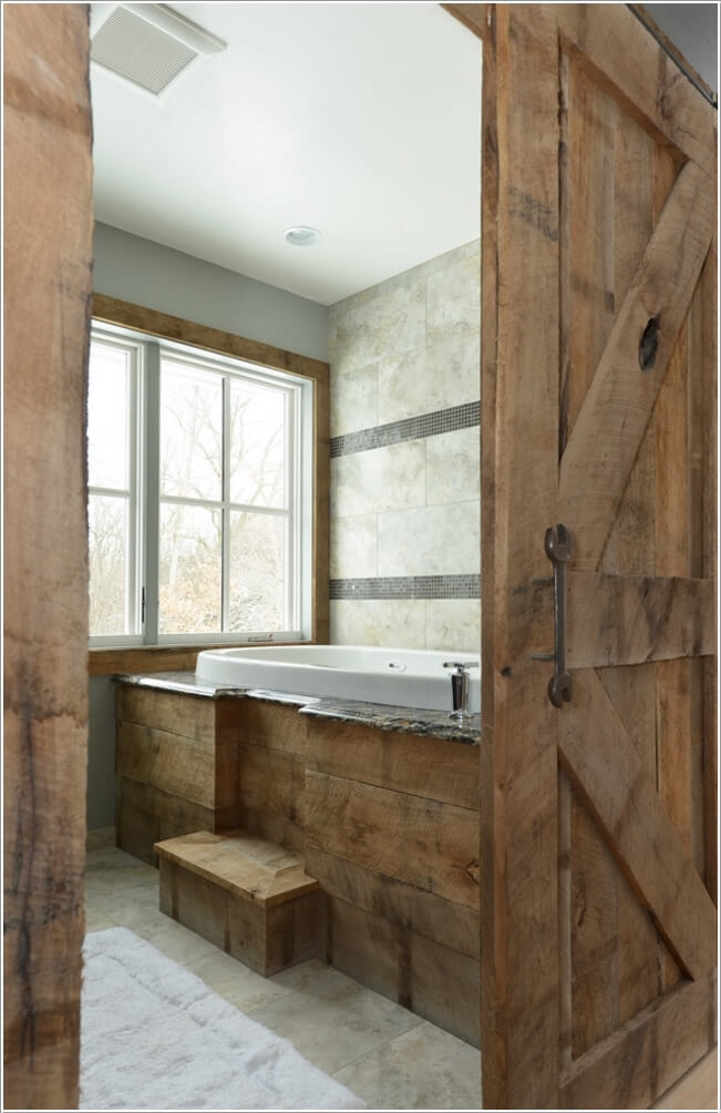 Holzplatte Badezimmer 10 Cool Bathtub Enclosure Ideas For Your Bathroom