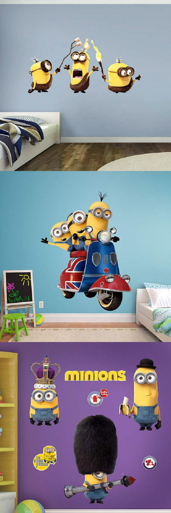20 Awesome Ideas To Decorate Your Home With Minions Architecture Design