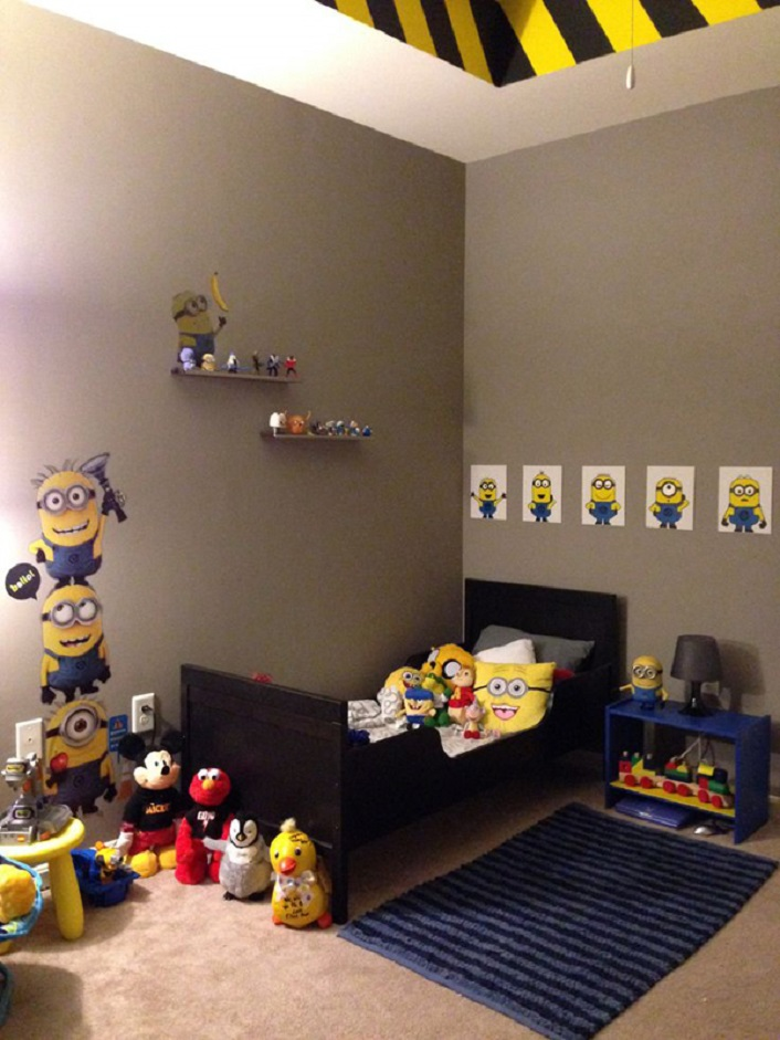 Cute Theme Wallpaper 20 Awesome Ideas To Decorate Your Home With Minions