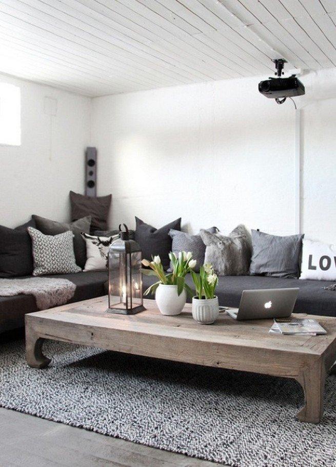 Dark Cozy Girl Wallpaper 20 Super Modern Living Room Coffee Table Decor Ideas That