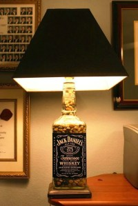25+ DIY Bottle Lamps Decor Ideas That Will Add Uniqueness ...