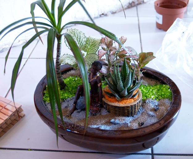 Small Patio Furniture 30 Diy Ideas How To Make Fairy Garden | Architecture & Design