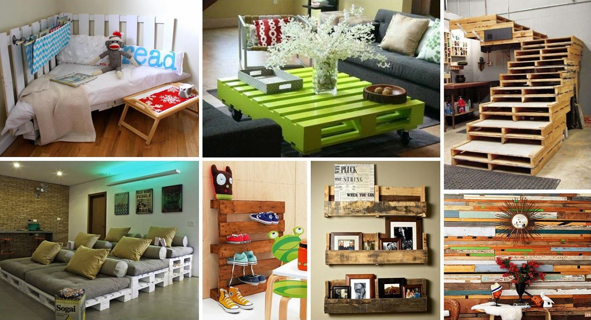 Daybed Frame 38 Fantastic Ways Of How To Reuse Old Wooden Pallets