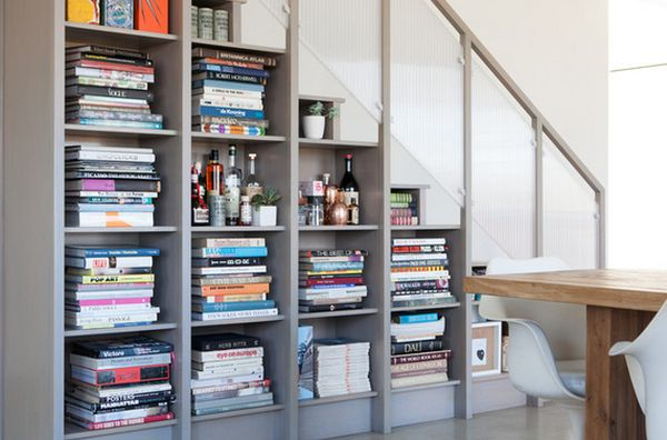60+ Home Library Design Ideas With Stunning Visual Effect - home library design