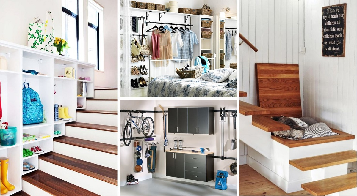 Storage Solutions 20 Inspiring Home Storage Solutions
