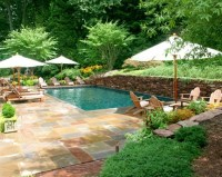 30+ Ideas For Wonderful Mini Swimming Pools In Your Backyard