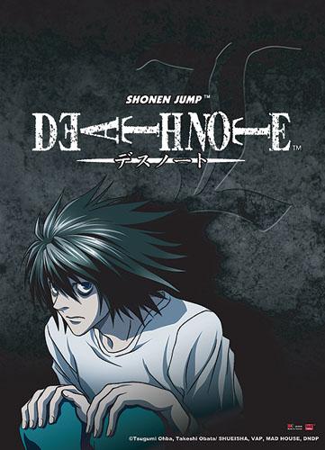 Death Note Wall Scroll - \u0027\u0027L\u0027\u0027 @Archonia_US - death note