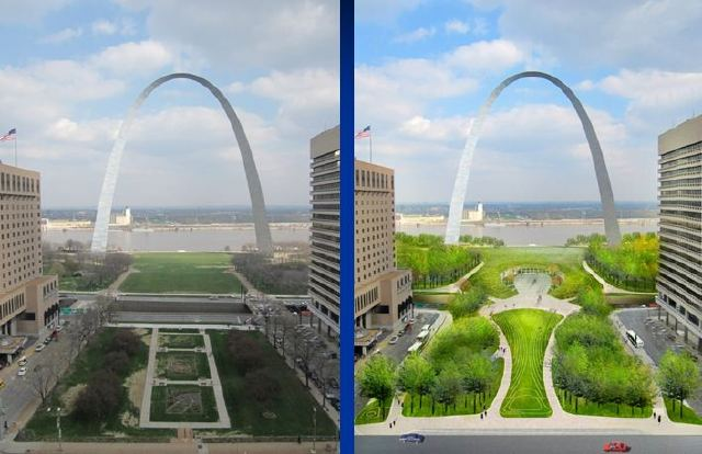 St Louis To I 70 Put A Lid On It Archpapercom